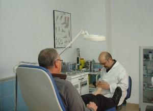 servicio podologia